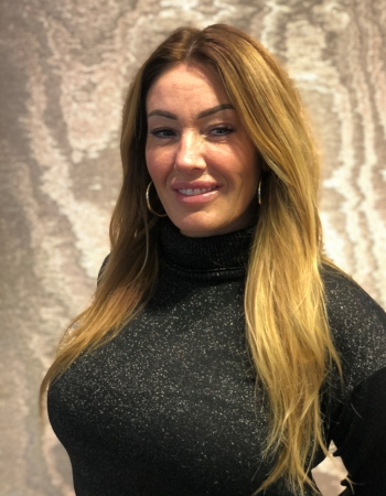 Angelique van 't Klooster